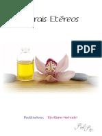 Cronograma Curso Florais Etéreos