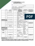 Plan de Evaluacion Regular 2018-1 - (Presencial)