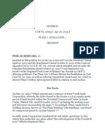 The Plaza Inc v. Ayala Land