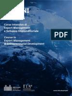 Brochure Origini Italia 2018