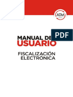 Manual Uso Fiscalizacion Electronica ATM