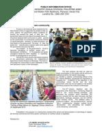 67IB, LGUs push for a green community