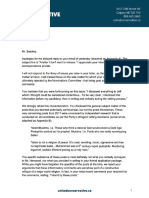 UCP-Beasley correspondence July 14