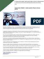 Servindi - Servicios de Comunicacion Intercultural - Peru Documental Quotoperacion Diabloquot Sobre Padre Marco Arana Es Galardonado en Berlin - 2011-02-17