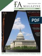 ICCFA Magazine August/September 2018