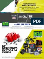 Promo Battery Master INVERSO