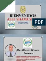 Conferencia Dr Alberto