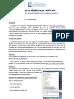 TAALIM MA Guide de Configuration de Outlook[1]