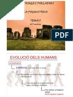 Tema 5 Paleolític i Neolític