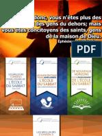 Frances Presentación 6 Libros Escuela Sabática
