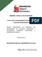 Plantilla ESO tfm cap master
