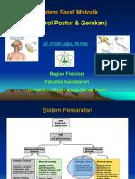 Sistem Motorik (Kontrol Postur & Gerakan)