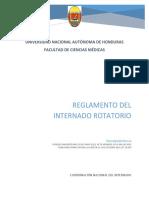 REGLAMENTO INTERNADO ROTATORIO
