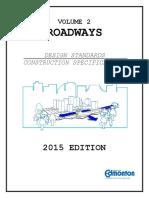 Volume 2 - Roadways