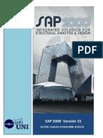 Manual de Sap 2000 v15 Mecanica
