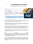 Grupos Economicos en El Peru