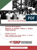 P2 Plan Curricular de Maestria en Gestión Pública y Control Gubernamental Segun Modelo (1)
