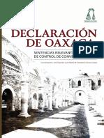 Declaración de Oaxaca