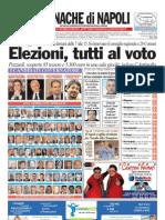 Cronache Di Napoli 28 Marzo 2010