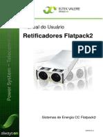 Manual Do Usuário - Retificadores Flatpack2