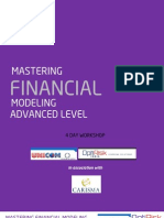 Mastering Financial Modeling