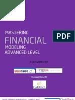 Mastering Financial Modeling