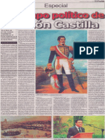 El tiempo político de Ramón Castilla, Mario Rommel Arce Espinoza