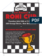 Roni Cup