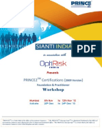 Prince2 Project Management Certfication