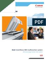 ColorWave 300 Brochure EN