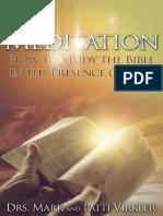 Meditation_ How to Study the Bi - Mark Virkler