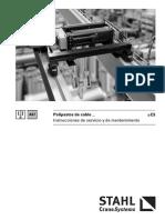 manual                                                                                 mantenimiento                                                                                 gruas                                                                                 stahl.pdf