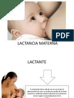 13 Lactancia Materna. 4