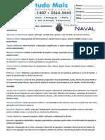 Colégio Naval Programa