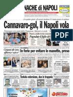 Cronache Di Napoli 29 Marzo 2010