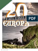 20 Castillos de Europa
