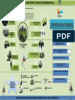 Plan de Seguridad Policia Bquilla Juegos Del Caribe