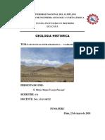 Secuencia Estratigrafica