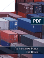 Brazil Industry01 AnIndustrialPolicy