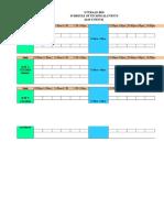 TECHNICAL Utthaan2018 EventsSchedule
