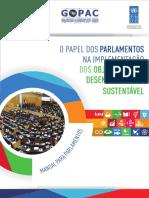 O Papel dos Parlamentos na Implementação dos Objetivos de Desenvolvimento Sustentável