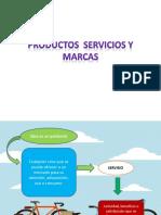 Productos Servicios y Marcas