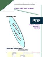 Plan Integral de Tutoria 2016