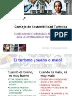 Turismo Sostenible Consejos