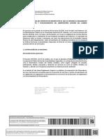 INFORME-INICIATIVA DEL PROYECTO DE DECRETO POR EL QUE SE APRUEBA EL REGLAMENTO DE ORGANIZACIÓN Y FUNCIONAMIENTO DEL OBSERVATORIO CANARIO DEL CAMBIO CLIMÁTICO