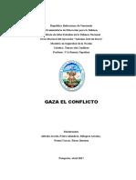 Monografia Gaza