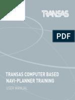 Transas Navi Planner CBT Manual