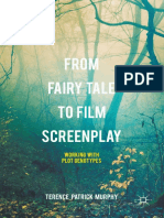 MURPHY, Terence Patrick. From Fairy Tale to Film Screenplay