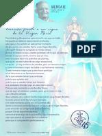 P. Dávila (Emoción Frente a Un Signo de La Virgen María)