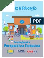 Cartilha Direito a Educacao Orientacoes Sob a Perspectiva Inclusiva(1)